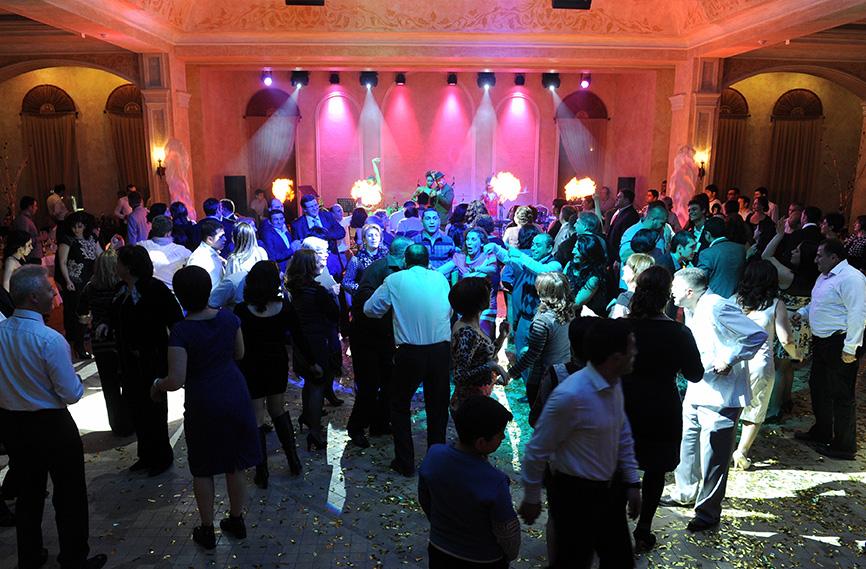 Корпоративная вечеринка компании «ZEPPELIN ARMENIA»